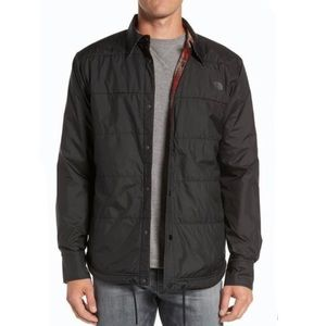 The North Face Flannel Reversible Insulated Jacket